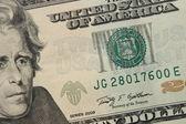 20 dólares — Foto de Stock