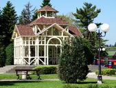 Park Kosturnica in Krusevac — 图库照片