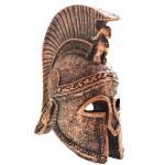 Spartan helmet — Stock Photo #48727011