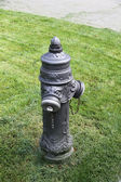 Ročník požární hydrant — Stock fotografie