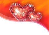 Decorative heart — Stock Photo