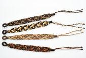Jewelry - bracelets — Stock Photo