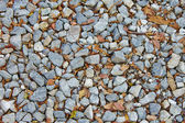 Textures pebbles — Stock Photo