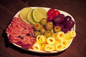 Antipasto — Foto Stock
