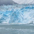 The Hubbard Glacier while melting, Alaska — Stock Photo