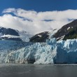 Glacier view in Alsaka Prince William Sound — Stock Photo