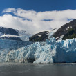 Stock Photo: Glacier view in Alsaka Prince William Sound