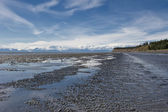 Alaska Kenai Peninsula view near Homer — Stock Photo