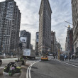 New York Flatiron Building - Stock Photo