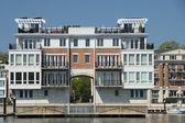 Baltimore Maryland Harbor view — Stock Photo