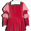 Stock Photo: Medieval italidress