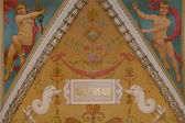 Shakespeare name icon painting — Stock Photo