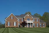 Countyside house in Maryland — Stock Photo
