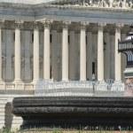 United States Capitol in Washington — Stock Photo