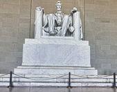 Lincoln Memorial in Washington DC — Stock Photo