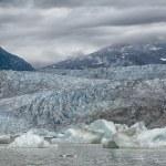 Alaska Glacier Bay View — Stock Photo
