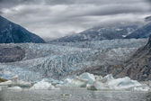 Alaska Glacier Bay View — Stock Photo