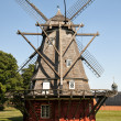 Windmill in Netherland — Stock Photo