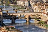 Florence view panorama — Stock Photo