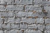 Old brick scraped wall — Stock Photo