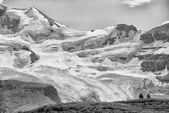 Icefield Highway Yoho Banff Jasper Park — Stock Photo