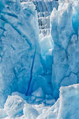 Glacier view — Foto Stock