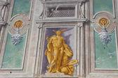Palazzo san Giorgio Genoa — Stock Photo