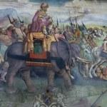 ������, ������: Campidoglio museum hannibal painting