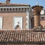 Venice brick roofs — Stock Photo #36250115