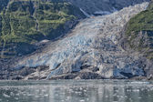 Glacier view in Alaska — Stock Photo
