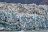 The Hubbard Glacier — Stock Photo