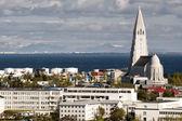 Kościół Islandii Reykjavik — Zdjęcie stockowe