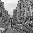 Stock Photo: Paris Montmatre view