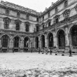 Paris While Snowing — Stock Photo #37807887