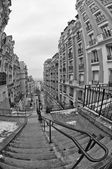 Paris Montmatre view — Stock Photo