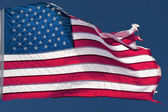 Usa American flag stars and stripes — Stock Photo