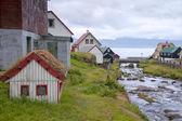 Far Faer Oer Landscape — Stock Photo