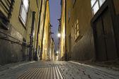 Stockholm night — Stock Photo