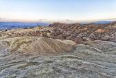 Dolina śmierci zabriskie point — Zdjęcie stockowe