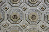 Rome Medieval Church ceiling — Stockfoto