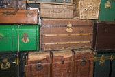 Bagages anciens — Photo