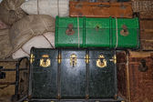Old luggages — Photo