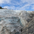 Alaska Mendenhall Glacier View — Stock Photo #43736721
