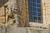 Chiesa di san quirico — Foto Stock