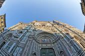 Catedral de santa maria del fiore, em florença, itália — Foto Stock