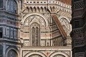 Cathedral Santa Maria del Fiore, Florence, Italy — Stock Photo