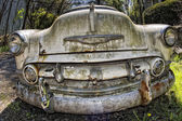 Old Rusted Car — 图库照片