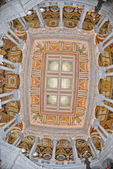Library of congress ceiling — Stock Photo