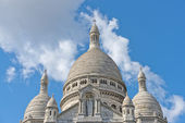 Paris Montmatre Cathedral — Stock Photo