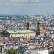 Paris roofs and cityview — Stock Photo #46707197